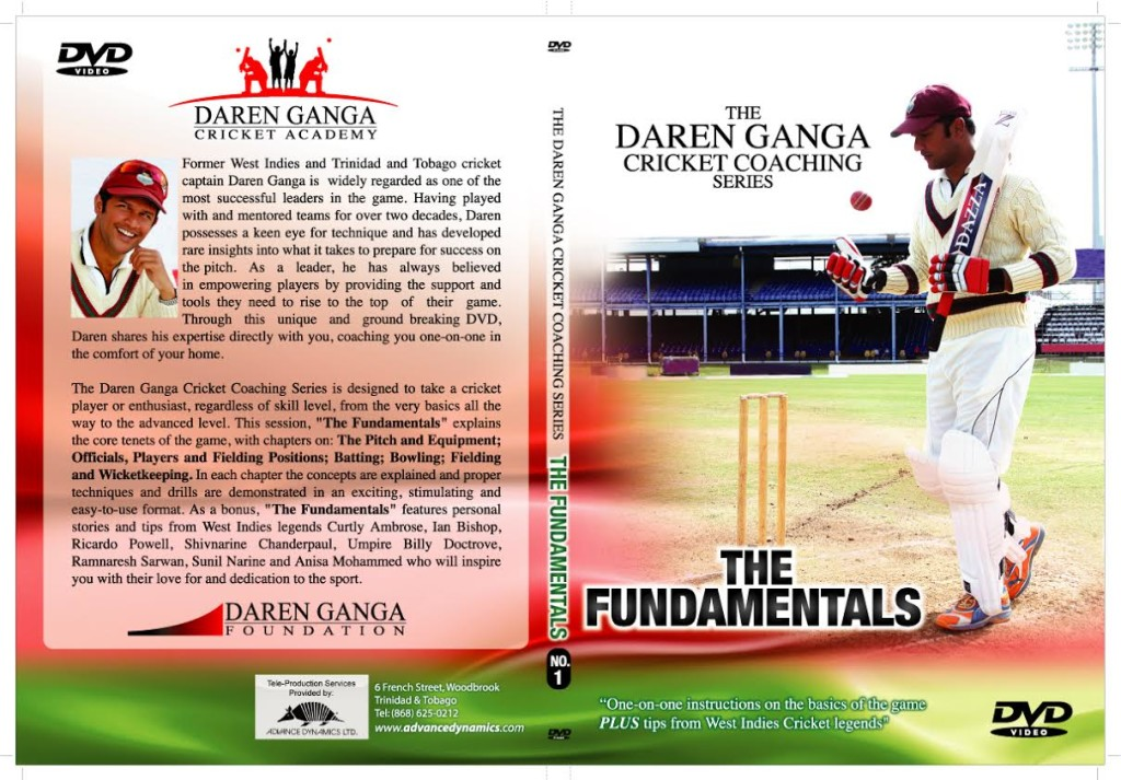 The Daren Ganga Cricket Coaching Series
